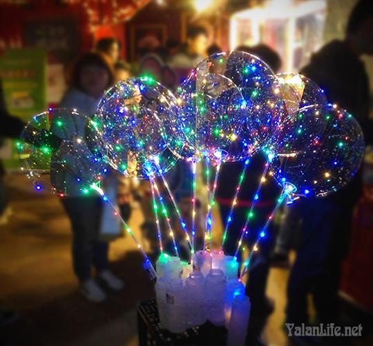 Christmasland Taipei Life Nightview Romanticism 耶誕城 臺北生活 夜景 浪漫主義 Yalan雅嵐文藝博客